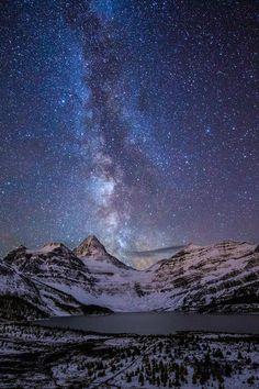 Celestial Assiniboine (Jasper, Canadá) / / Callum Snape