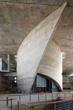 n-architektur: Cidade da Música Roberto Marinho,Brazil. Atelier Christian de Portzamparc