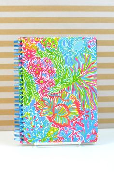 Lilly Pulitzer Mini Notebook C Notebooks Logs Home
