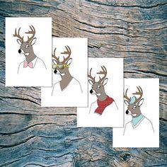 Seasonal Deer