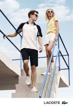 Lacoste Spring/Summer 2016 Advertising Campaign