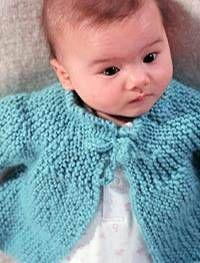 Strickanleitungen: Süße Baby-Sachen zum Stricken | BRIGITTE.de