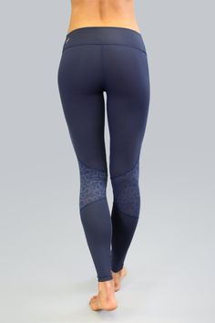 Aquarius Fitted Yoga Pants