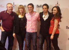 The Cast Of Murdoch Mysteries... LOVE IT!