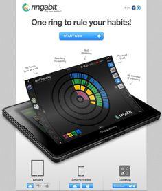 Ringabit #Eurekas! Aplicación para la gestión inteligente del tiempo