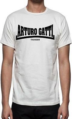 Arturo #gatti #'thunder' #t-shirt - boxing, all sizes/colours,  View more on the LINK: 	http://www.zeppy.io/product/gb/2/261910822976/