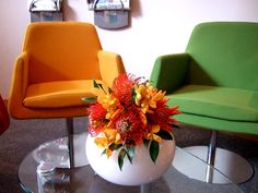 Corporate Flowers | Office Flower Ideas | Hybrid Flowers