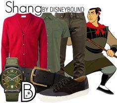 Disney Bound - Shang