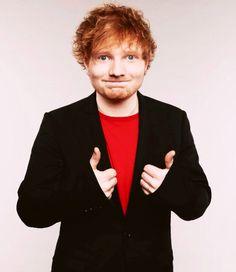 Ed Sheeran... I LOVE THIS GUY AND HIS BRITISH AMAZINGNESS! - Terah