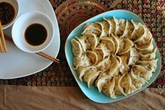 Dumplings for Chinese new year
