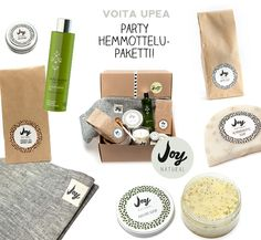 loving the Joy Natural package design & branding !! // Joy Natural - organic skin care product giveaway on Best Day Ever