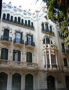 ¿Sabías que existe una Ruta Europea del #Modernismo? ¿Y que #Cartagena es una de las ciudades que la integran?
