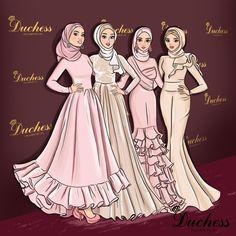 New fashion ilustration croquis dresses ideas Dress Design Sketches, Fashion Design Sketchbook, Fashion Illustration Sketches, Fashion Design Drawings, Fashion Sketches, Hijab Fashion, Fashion Art, Girl Fashion, Couture Fashion