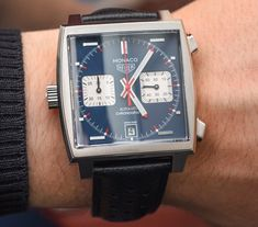 tag heuer automatic watches for men Tag Heuer Automatic, Automatic Watches For Men, Cool Watches, Rolex Watches, Luxury Watches, Geek Jewelry, Jewelry Necklaces, Fashion Jewelry, Tag Heuer Monaco