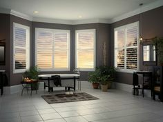 Shutter window treatment