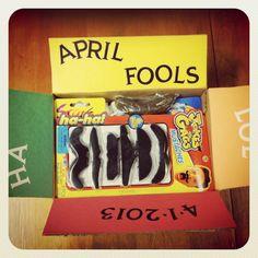 April Fools                                                                                                                                                      More