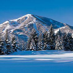 Bald Mountain - Sun Valley, Idaho