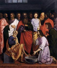 GA da Lodi Lavatorio 1500 Gallerie dell'Accademia Venecia - Giovanni Agostino da Lodi - Wikipedia, the free encyclopedia