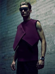 Raun Larose Fall/Winter 2012 Collection Displays Sci-Fi Sophistication #topmensfashion #menstrends
