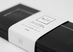 Mystery Chocolate by Kevin Harald Campean, via Behance