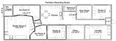 recording Studio layouts - Google Search