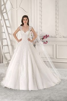 23464024db Demetrios - Wedding Dress - 871 Wedding Dress Styles