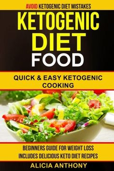 Ketogenic Diet Food: Avoid Ketogenic Diet Mistakes: Beginners Guide For Weight Loss: Includes Delicious Ketogenic Diet Recipes: Quick And Easy Ketogenic Cooking ** Visit the image link more details. (This is an affiliate link) #KetogenicDietPlan