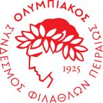 Olympiakos, Pireus, Greece.