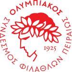 Olympiakos, Pireus, Greece.