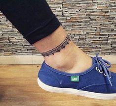 Tatouage bracelet cheville – Le tattoo à la chaîne
