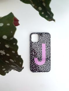 Reverse Dalmatian Lilac Personalised Phone Case - Samsung S10 Plus