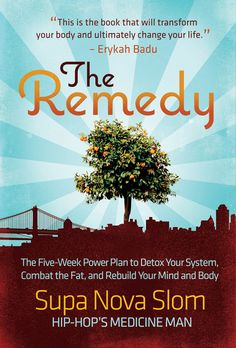 """After being vegan for a few months since reading """"Skinny Bitch"""", I was still lacking a lot of information on the causes and effects of my lifestyle and why I had chosen it in the first place.  """"The Remedy"""" by Supa Nova Slom, the son of Queen Afua, was exactly what I needed to redirect me in my confidence that I was doing the right thing.  It's important when making the switch to a vegan lifestyle that you educate yourself constantly.  This book helped me do exactly that."""