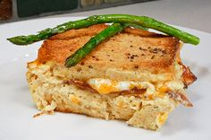 I saw Emeril make this on Rachel Ray and it looks so Yummy! ITs a must to make!