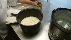 How To Cook Sushi Rice & Prepare Sushi Rice Vinegar - YouTube