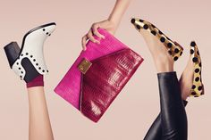 Loeffler Randall Campaign by RoAndCo Studio , via Behance Still Photography, Shoe Photography, Product Photography, Logo Archive, Shoes Editorial, Shoes Photo, Prop Styling, Loeffler Randall, Fashion Photo