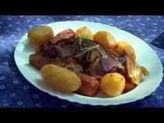 Kemencés Csülök - Kemencés ételek Limarával French Toast, Breakfast, Kitchen, Youtube, Food, Morning Coffee, Cooking, Kitchens, Essen