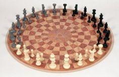 3 Player Chess