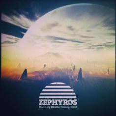 Zephyros - Planetary Weather Management . #3d #3dart #futuristic #research #forest #landscape #scifi #scifiart #sciencefiction #fantasy #fantasyart #future #artwork #coverart #sky #nature #planet #moon #architecture #cloudporn #design #photoshop #logodesign #technology #render #rendering #terragen