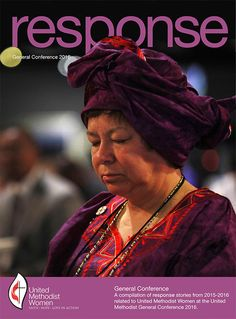 General Conference issue of response magazine