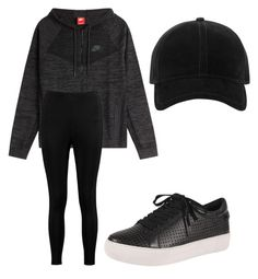 """""""Untitled #589"""" by coolincr ❤ liked on Polyvore featuring NIKE, Boohoo, J/Slides and rag & bone"""