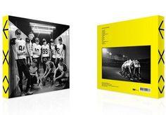 Exo 2ND Album REPACKAGE Love me Right (Korean ver) CD, 72p PhotoBook, Photocard