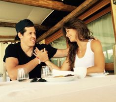 Wives and Girlfriends of NHL players Evgeni Malkin & Anna Kasterova