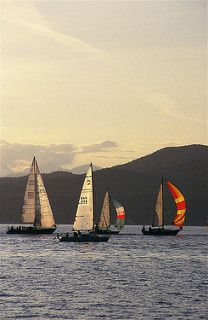 Vancouver - Sailing at Sunset | by JAWS123