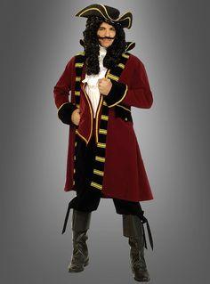 Kapitän Pirat Kostüm Designer