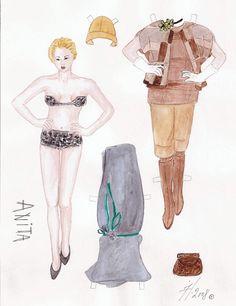 Påklædningsdukker - www.jhart-hobby.dk