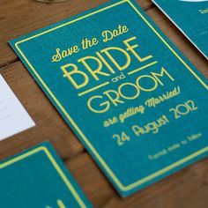 20 Wimbledon Wedding Save The Dates from notonthehighstreet.com