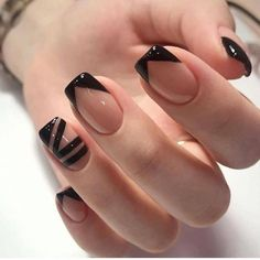Best Acrylic Nails, Matte Nails, Pink Nails, Blue Nail, White Nail, French Acrylic Nails, Shellac Nails, French Nail Art, French Tip Nails