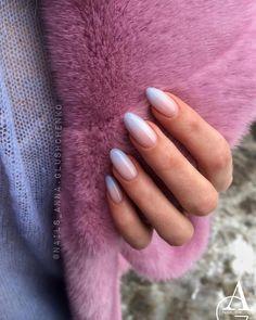 Semi-permanent varnish, false nails, patches: which manicure to choose? - My Nails Shellac Nails, Nail Manicure, Pink Nails, Nail Polish, Remove Shellac, Gradient Nails, Glitter Nails, Cute Acrylic Nails, Cute Nails
