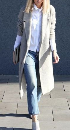 17 White Outfits for Christmas and New Years Eve Mode Outfits, Fashion Outfits, Womens Fashion, Fashion Trends, Looks Street Style, Looks Style, Fall Winter Outfits, Autumn Winter Fashion, Fashion Spring
