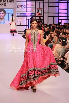 Umer Sayeed Collection at Fashion Pakistan Week (FPW) 2012